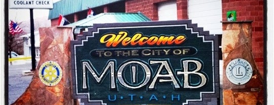 City of Moab is one of USA Trip 2013.