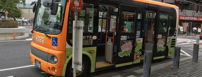 戸田公園駅西口バス停 is one of Masahiro'nun Beğendiği Mekanlar.