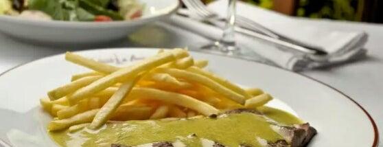 L'Entrecôte de Paris is one of Restaurantes ChefsClub: Fortaleza.