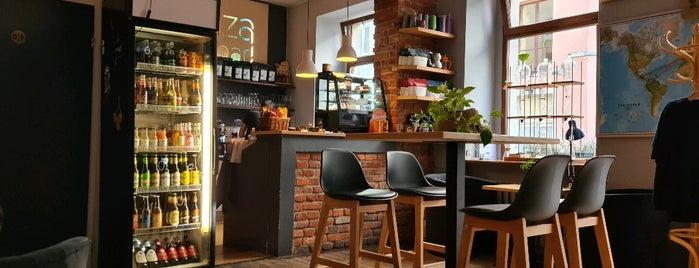 Przędza is one of Good Coffee.