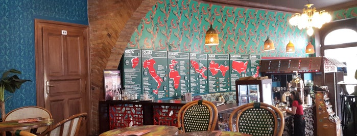 Cafe Frei is one of Lieux qui ont plu à Tom.