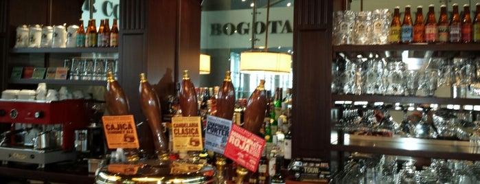 Bogotá Beer Company is one of Locais curtidos por Jeremy.