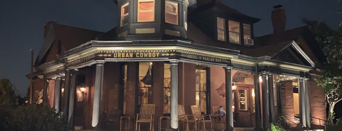 Urban Cowboy: Public House is one of Nashville Hit List.