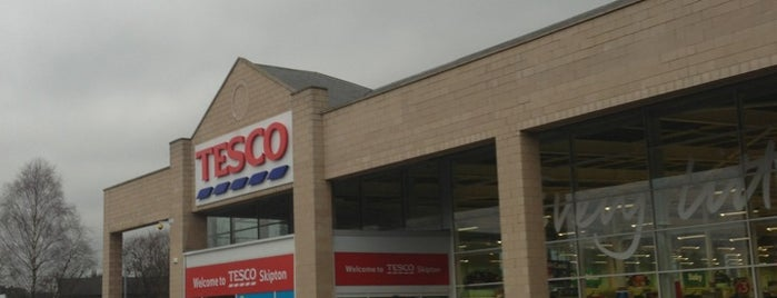 Tesco is one of Orte, die Ricardo gefallen.