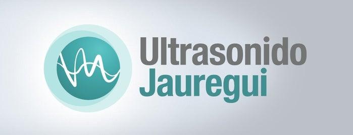 Ultrasonido Jauregui is one of JUAN ANTONIO: сохраненные места.