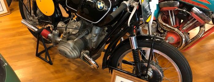 Solvang Motorcycle Museum is one of California Road Trip.