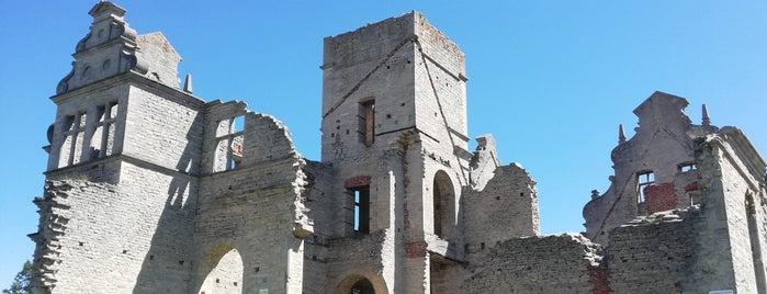 Ungru mõis is one of Замки Прибалтики.