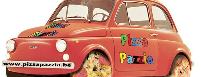 Pizza Pazzia is one of To-do list.