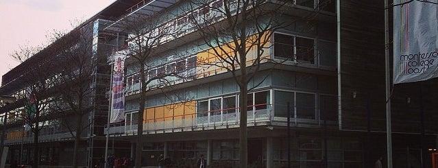 Montessori College Oost is one of Alle middelbare scholen van Amsterdam.