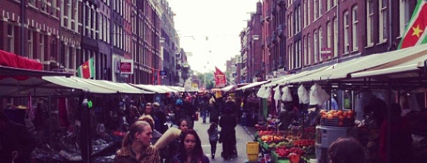 Ten Katemarkt is one of Amsterdam Sweet Spots.