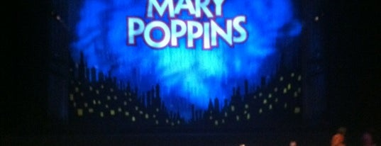 Mary Poppins Tulsa Pac is one of past events.