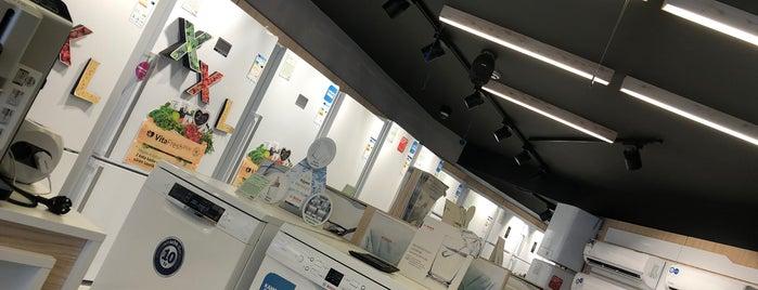 BOSCH - Form Teknoloji Mağazaları is one of bizhepevdeyizさんのお気に入りスポット.