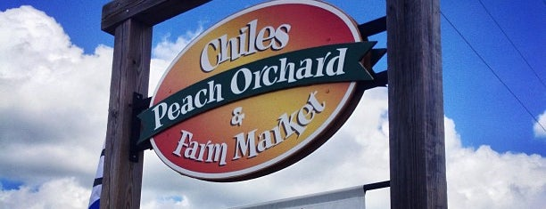 Chiles Peach Orchard is one of Charlottesville.