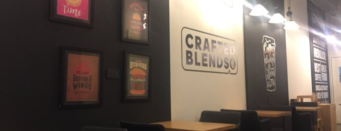 Crafted Blends is one of North Emirates.