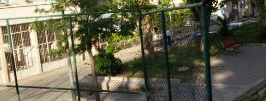 Hüseyin Tokatlı Parkı is one of MUTLU 님이 좋아한 장소.