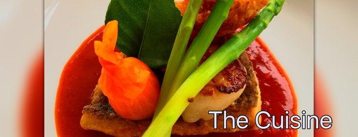 The Cuisine is one of Tamara: сохраненные места.