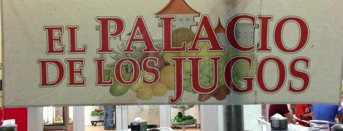 Palacios de Los Jugos is one of Tempat yang Disukai Avery.