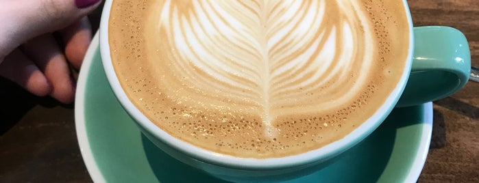 Piedmont Coffee Bar is one of NA & ZA lijst.