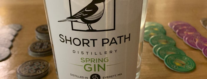 Short Path Distillery is one of Boston.