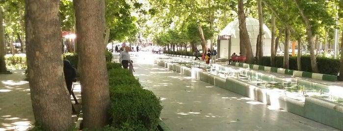 Fadak Park | پارک فدک is one of Nazanin'in Beğendiği Mekanlar.