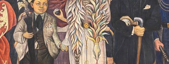 Museo Mural Diego Rivera is one of 365 places for 2014.