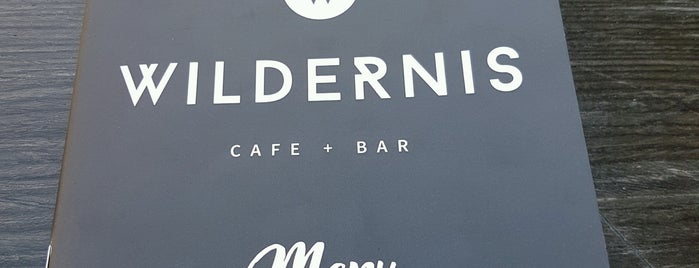 Wildernis Cafe & Bar is one of Potential Work Spots: Gold Coast.