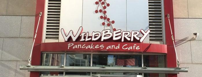 Wildberry Pancakes & Cafe is one of Posti che sono piaciuti a Travis.