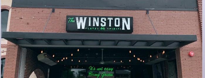 The Winston is one of Travis 님이 좋아한 장소.