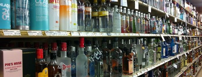 Vas Foremost Liquors is one of Andy : понравившиеся места.