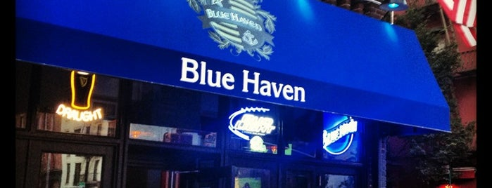 Blue Haven is one of Bars. Just a list of bars..