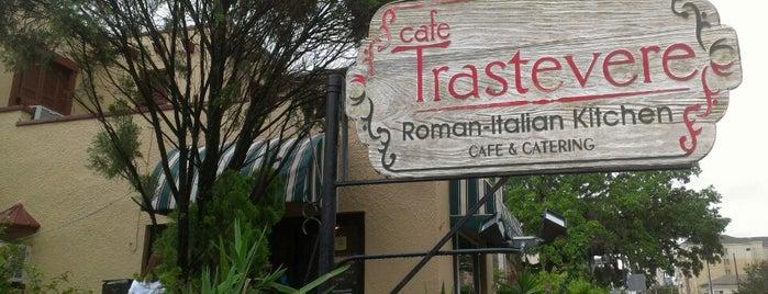 Café Trastevere is one of Annette'nin Beğendiği Mekanlar.
