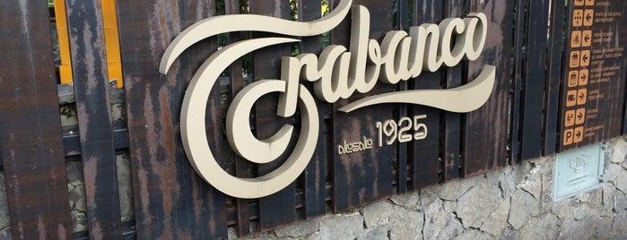 Casa Trabanco is one of Gijon.