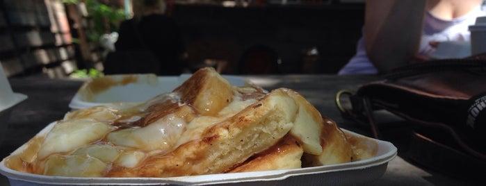Flapjack's Pancake Shack is one of Orte, die LJ gefallen.