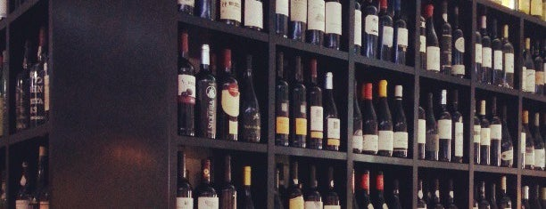 BA Wine Bar is one of Lugares guardados de hello_emily.