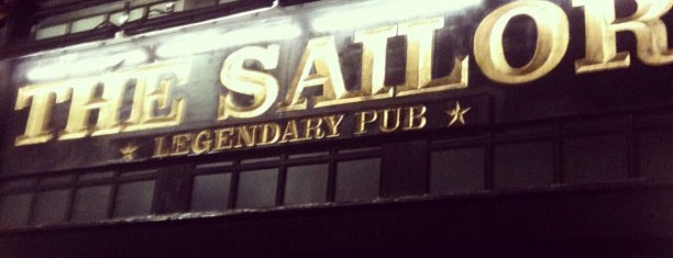 The Sailor Legendary Pub is one of Sombra.