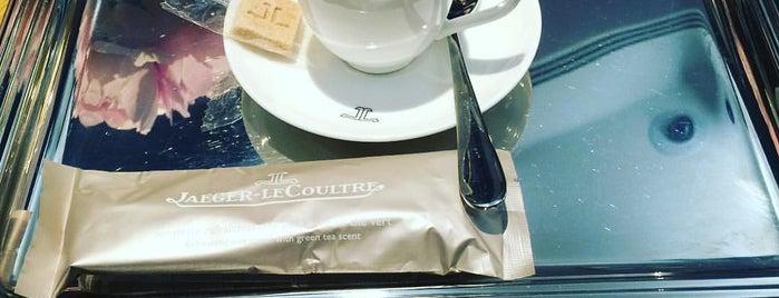 Jaeger-LeCoultre Boutique is one of Posti che sono piaciuti a julia.