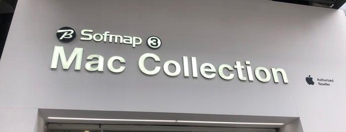 Mac Collection is one of Posti che sono piaciuti a Masahiro.