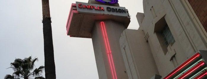 AMC Loews Broadway 4 is one of Tempat yang Disukai Annette.