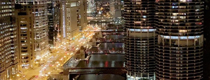 London House Rooftop Bar is one of Chicago Skywalking.