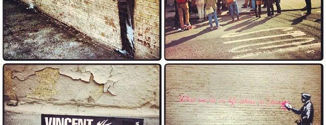 Banksy :: #13 Eternity is one of Banksy NY.