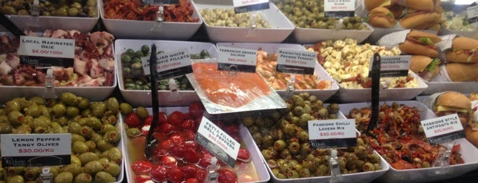 Passione Gourmet Deli is one of + Perth 01.
