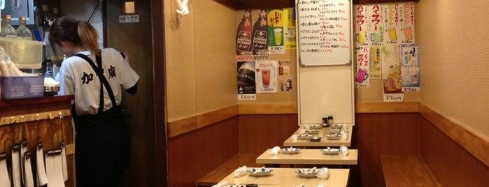 加賀廣 神保町店 is one of Hide: сохраненные места.