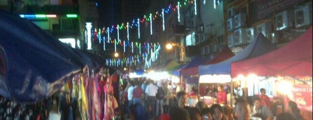 Pasar Malam Jalan Tuanku Abdul Rahman is one of Malaysia.