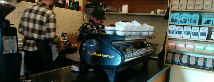 Barista is one of Portland's Best.
