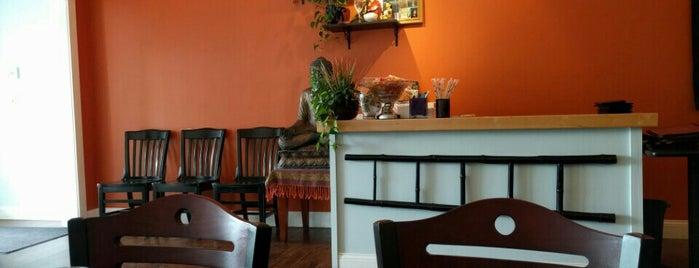 Thai Lotus Restaurant is one of Lieux qui ont plu à Sydney.