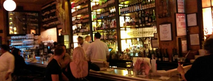Balthazar is one of MY NEW YORK //.