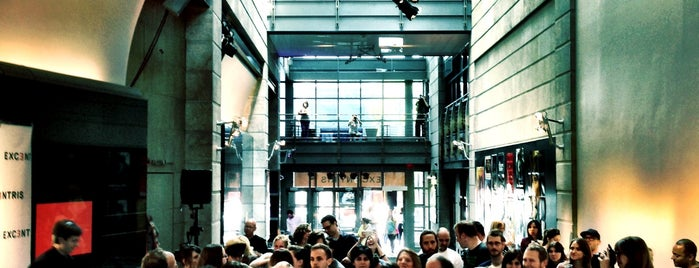 Cinéma Excentris is one of สถานที่ที่บันทึกไว้ของ The Droid U Were Looking 4.