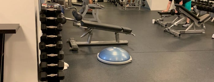 Sheraton Fitness Center is one of Health & Fitness.