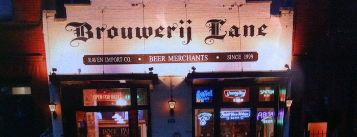 Brouwerij Lane is one of Greenpoint BK.