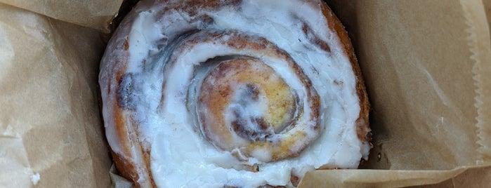 Bakeri is one of Best Cinnamon Rolls in NYC.